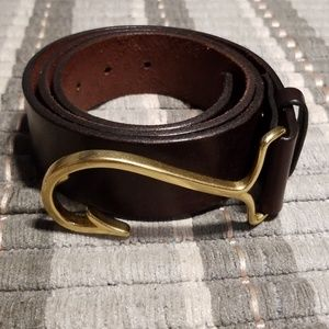 Vineyard Vines Fish Hook Belt